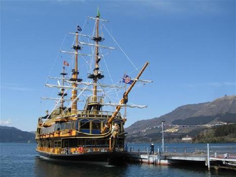 日本東京溫泉海盜船5日【可樂旅遊】