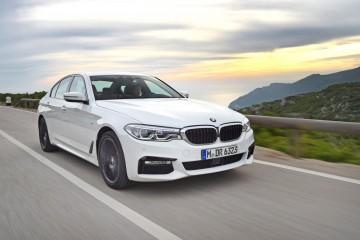 五力全開 科技大耀進 BMW 540I M-...