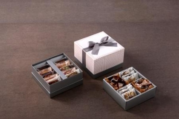 心˙約定雙層禮盒|手工喜餅