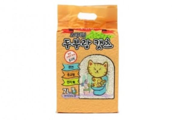 韓國豆腐貓砂