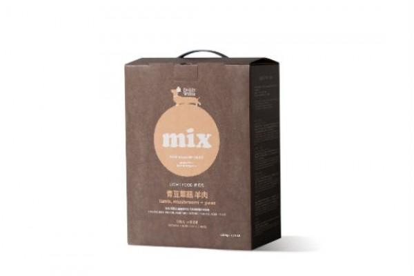 Doggy Willie 輕寵食 Mix主食無穀系列  買2.76lb包裝 送換季抗敏組