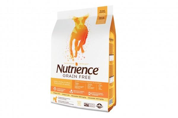紐崔斯2.5kg/5kg狗飼料(任一口味)