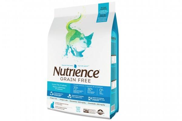 紐崔斯2.5kg/5kg貓飼料(任一口味)