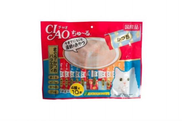 CIAO 肉泥饗宴 (40 入)