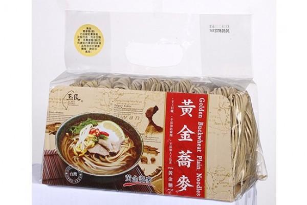 台灣黃金蕎麥麵*3包