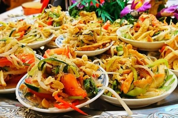 【蔬食廚房】泰式涼拌五柳絲