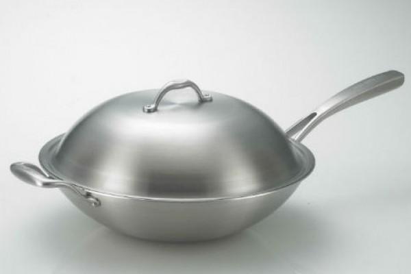 美式平炒鍋(單把)