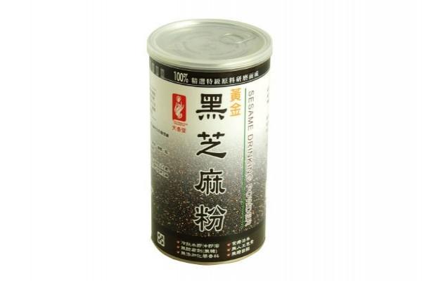 黑芝麻粉*3罐