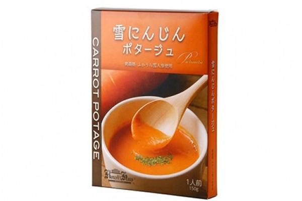 雪藏胡蘿蔔濃湯