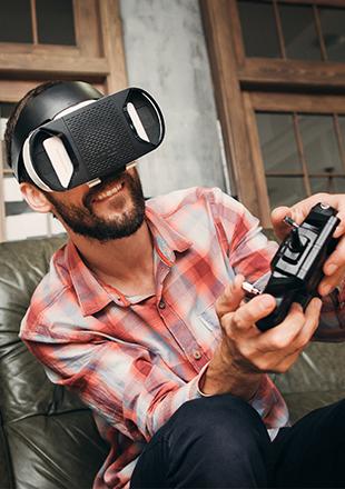 VR體驗趣