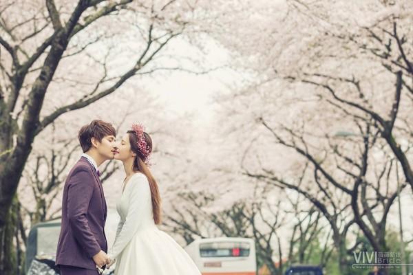 韓國濟州島海外婚紗
