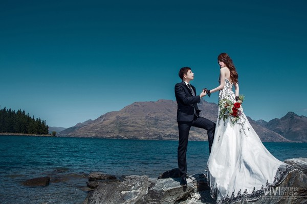 紐西蘭海外婚紗