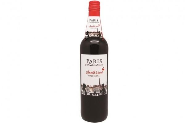 法國 巴黎情人 浪漫甜紅酒 2016