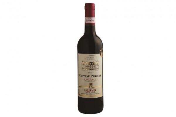 法國 波爾多 帕斯葛堡紅酒 2015
