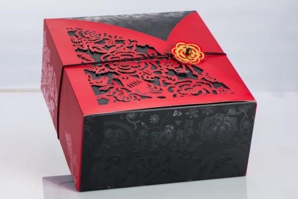 花饗宴雙層禮盒