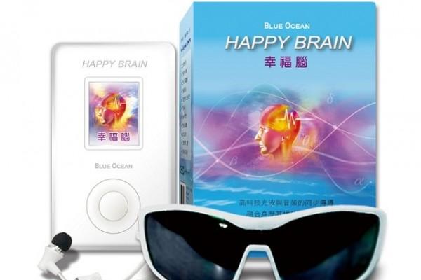 幸福腦聲光音腦波調整儀器