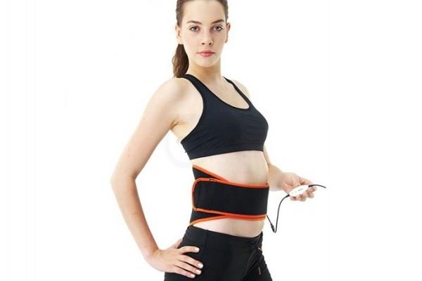 舒美立得護具型冷熱敷墊護腰型