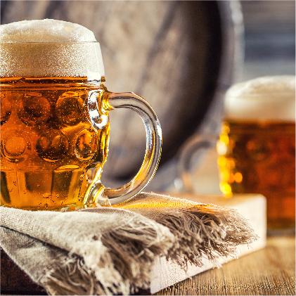 啤酒主題區