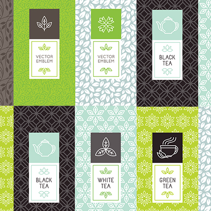 茶產業包裝區