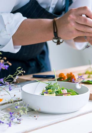 蔬食料理廚房