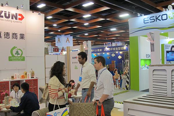 吸引大量國外 業者參訪