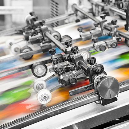 印刷設備主題區