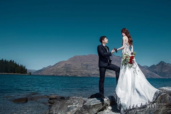 紐西蘭海外蜜月婚拍