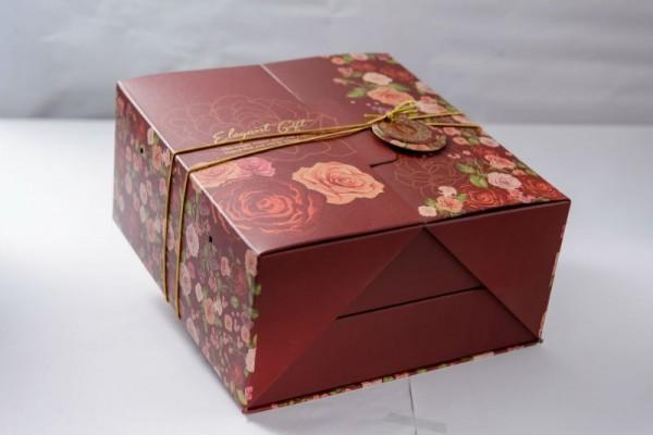 花富貴雙層禮盒