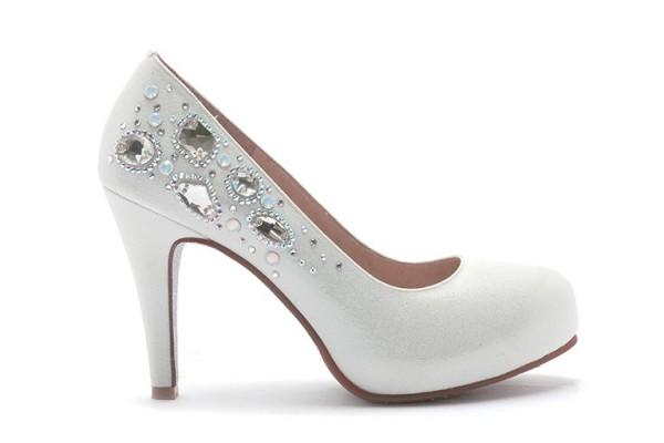 ReSarah時尚手作婚紗鞋-太陽的破曉之光