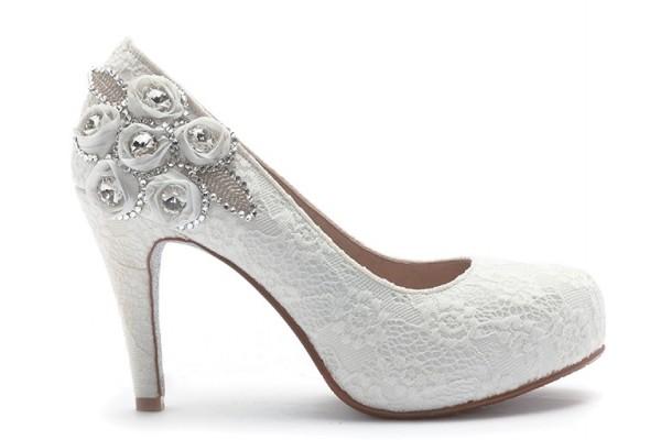 ReSarah時尚手作婚紗鞋-玫瑰從來不慌張AP0115