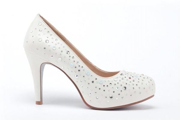 ReSarah時尚手作婚紗鞋-銀河系婚禮