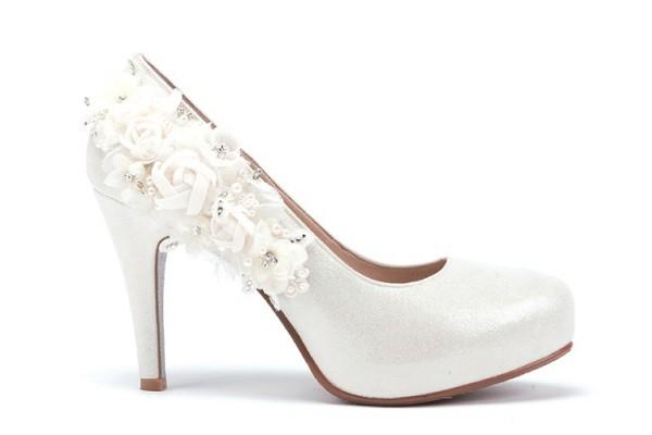 ReSarah時尚手作婚紗鞋-愛的萬有引力