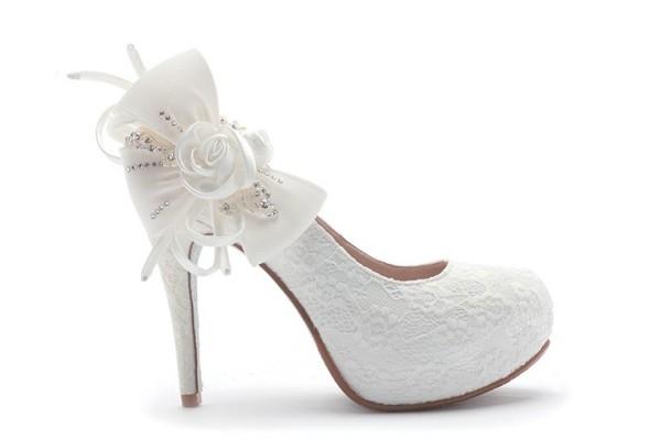 ReSarah時尚手作婚紗鞋-悄悄說愛妳