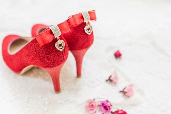 EPRIS艾佩絲婚宴女鞋-心之邱比特
