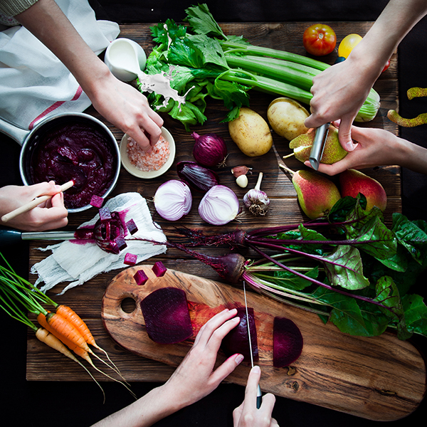 料理廚房/蔬食講堂