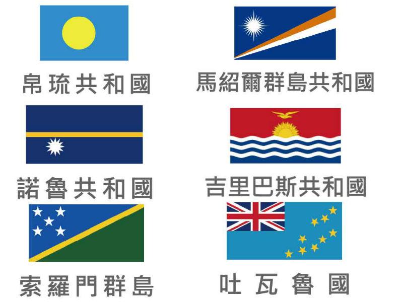 太平洋島國