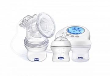 Chicco天然母感電動吸乳器優惠組