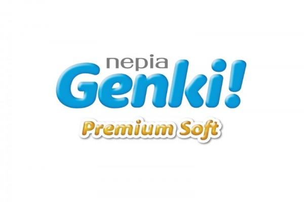 王子Genki超柔軟紙尿褲