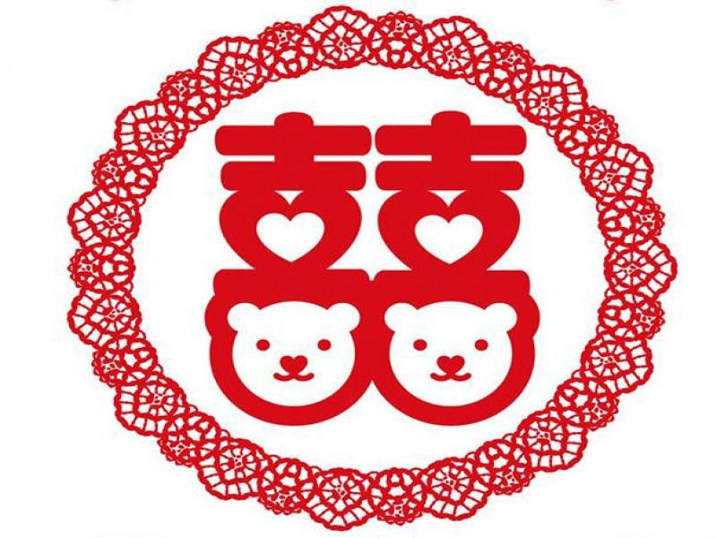 熊熊蕾絲逅 婚禮小物 & 佈置
