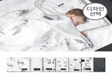 DONO&DONO 頂級Modal材質 嬰幼兒四季被-7款