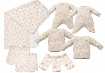 新生兒必備有機紗布組合