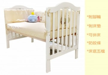 La Joie喬依思*Bella嬰兒中床贈床墊