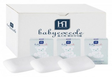 天然保濕潔膚皂 x 12pcs 箱購