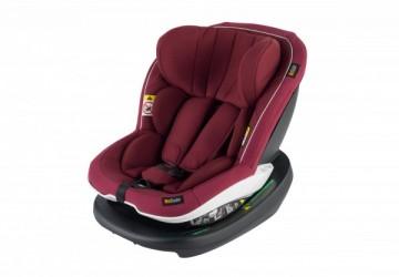 【BeSafe】iZi Modular模組化兒童汽車安全座椅-勃艮第紅 加贈配件