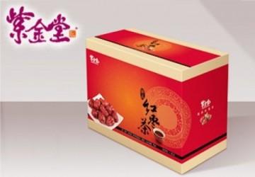 【紫金堂月子餐】 極品紅棗茶(10入/盒)