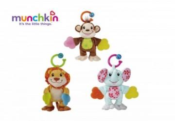 Munchkin造型吊掛玩具