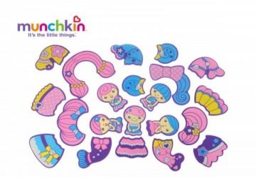 Munchkin娃娃拼圖學習組