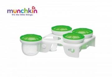 Munchkin離乳食品盒