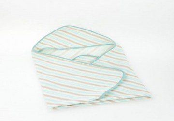 麥克紗布童包巾