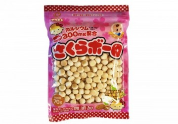 日本TUKKUL-櫻花小饅頭